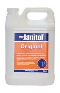 Deb JAN600 Janitol® Original Multi-purpose Degreasing Detergent 5L